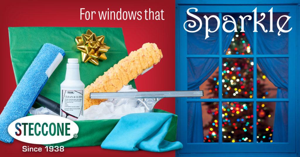 Steccone Window Washing Kit — For Windows that Sparkle
