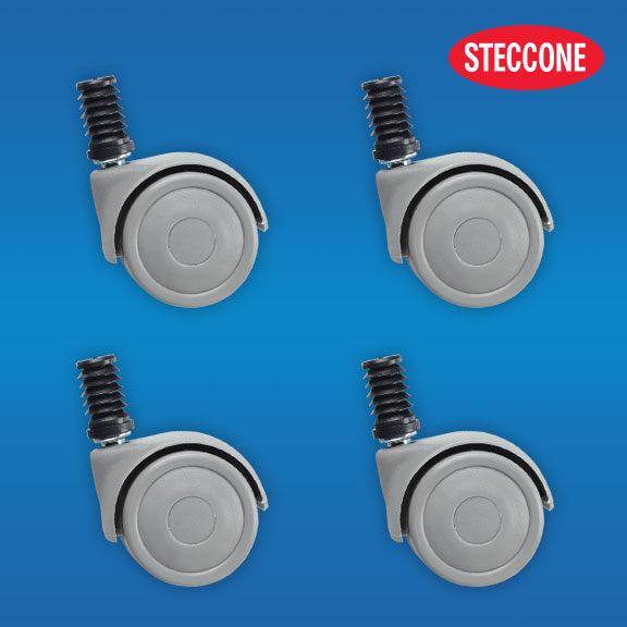 Steccone® Bucket Castors