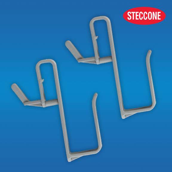 Steccone® Double-Tool Hanger for bucket