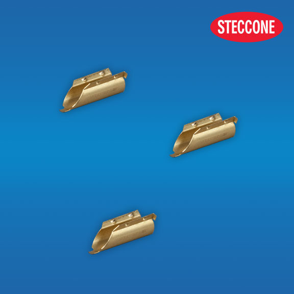 Steccone® Brass End Clips
