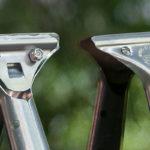Steccone Regular and Magi-Klip squeegee handles